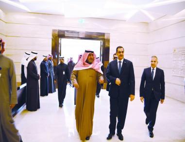 تفاهمات عراقية كويتية للتهدئة بالمنطقة بجهود قطرية