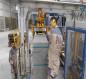 للقضاء على البطالة .. معمل لإنتاج البلوك في كربلاء بمواصفات عالمية (فيديو)