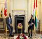 بارزاني يستعرض مشاكل أربيل وبغداد أمام وفد بريطاني: نفذنا التزاماتنا وعلى بغداد الإيفاء بالمستحقات