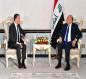 السفير التركي فاتح يلدز يختتم مهامه في بغداد باجتماع مع وزير الخارجية