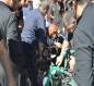 بالصور.. إنقاذ عامل وانتشال جثة آخر من فتحة للتصريف الصحي بكربلاء