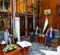 """أمين بغداد يدعو الشركات الإيطالية لتقديم خبراتها في 3 مجالات خدمية """"هامّة"""""""
