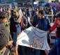 بعد حرقها ليلة أمس.. معتصمو الناصرية يطلقون حملة تبرعات لنصب خيم جديدة