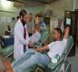 مصرف الدم الرئيسي في كربلاء يجمع أكثر من ( 36 ) ألف قنينة دم خلال العام 2019