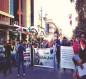 بالصور:مسيرة إحتجاجية تشارك فيها عوائل كربلائية تساند التظاهرات السلمية المطالبة بالاصلاحات