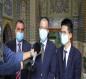 السفير الصيني يزور كربلاء ويلتقي بممثل السيستاني:العراق ساعدنا عند ظهور كورونا وحان الوقت لنساعد العراق