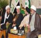 وفد من اهالي خانقين يزور كربلاء ويلتقي بمبلغين بالعتبة الحسينية المقدسة