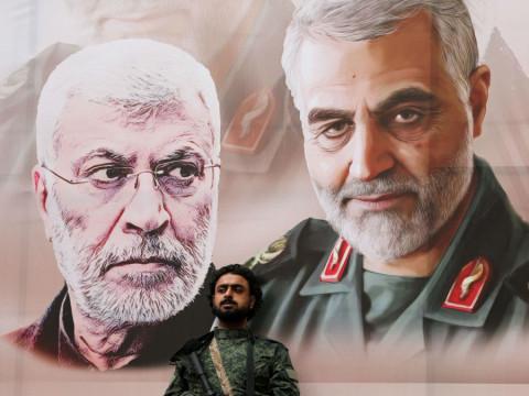 إيران والعراق يتخذان اجراء جديدا ضد امريكا بشأن اغتيال سليماني والمهندس