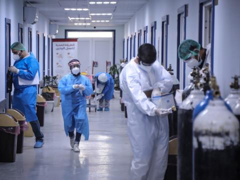العراق يسجل 805 اصابات جديدة بكورونا منها 41 اصابة بكربلاء