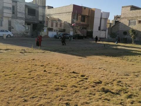 مواطنون: جهات متنفذة تحاول السيطرة على حديقة عامة في كربلاء