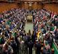 العموم البريطاني يصادق نهائياً على اتفاق الخروج من الاتحاد الاوروبي