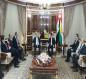 بارزاني يشكر ألمانيا بعد قرار استئناف تدريب قوات البيشمركة