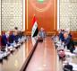 عبد المهدي: محور العلاقات بين العراق واميركا يجب ان يتم بشكل ودي وليس عدائي