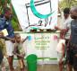 مؤسسة الاخاء في كربلاء تقدم مساعدات انسانية لمسلمي الكونغو الديمقراطية (صور)
