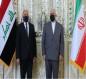 في أول زيارة لطهران.. وزير الخارجية العراقي يلتقي روحاني وظريف