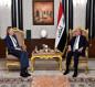 وزير الخارجية يبحث مع السفير الأمريكي العلاقات بين البلدين