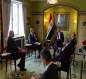الكاظمي يؤكد لوزير الخارجية البريطاني سعي الحكومة العراقية الجاد لتحقيق الإصلاح (فيديو)