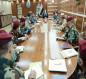 """عقب تقارير """"التهريب"""".. وزير الداخلية يلتقي قيادة شرطة حرس الحدود"""