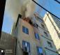 اندلاع حريق في مؤسسة خيرية وسط كربلاء (فيديو)