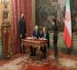 روسيا وإيران توقعان اتفاقية تعاون لضمان أمن المعلومات