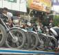 مدير المرور يوجه بإطلاق سراح الدراجات المحجوزة