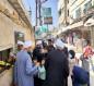 بالصور.. العتبة الحسينية تقدم خدماتها لزائري السيدة زينب (ع) في دمشق