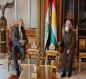 بارزاني وعلاوي يبحثان انتخابات تشرين والتحديات التي تواجه العراق