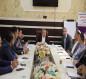 صحة كربلاء تعقد إجتماعاً موسعاً لبحث الإجراءات المُتخذة لمواجهة فيروس كورنا المُستجد