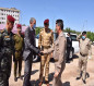 وزير الداخلية يزور محافظة كربلاء ويعقد اجتماعاً في قيادة الشرطة