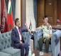 وزير الدفاع العراقي في الأردن