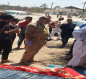 بالصور:انتشال جثة شاب من نهر الحسينية بكربلاء