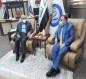 السفير الايراني ووزير العدل العراقي يؤكدان ضرورة تعزيز التعاون بين البلدين