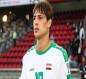 إصابة اللاعب العراقي ميمي بفيروس كورونا