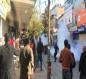 حكومة السليمانية تقمع المتظاهرين بالغاز المسيل للدموع