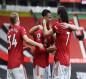 مانشستر يونايتد يفوز على بيرنلي بثلاثية في الدوري الإنجليزي