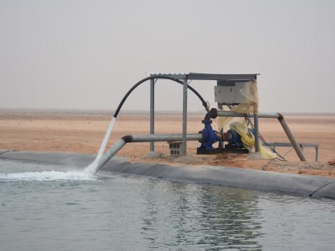 كربلاء المقدسة تحفر 3274 بئرا لري مشاريعها الزراعية  بالصحراء