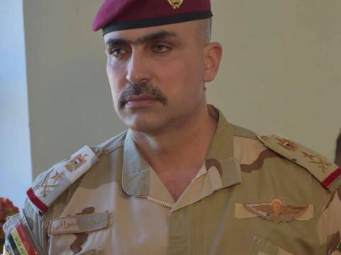 الغنام: نحو 800 ارهابي استلموا مبالغ خصصت لذوي ضحايا الارهاب في الانبار (فيديو)